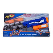 nerf car shooter nerf n strike thunderblast launcher toys