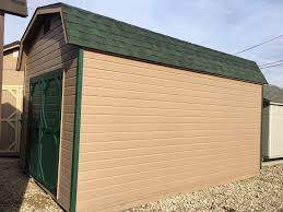 Shed Overhead Door by Clearance Sheds Cabins Barns Garages Storage Buildings Rent To Own