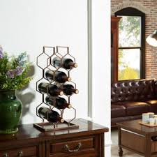 copper wine racks you u0027ll love wayfair