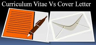 Diference Between Cv And Resume Difference Between Cv And Cover Letter With Comparison Chart