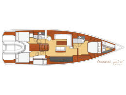 Luxury Yacht Floor Plans by Sailing Yacht Beneteau Oceanis 62 For Charter In Italy Sardinia