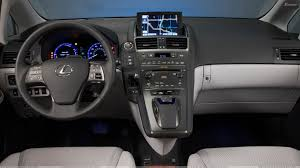 car dashboard dashboard of lexus hs 250h 2010 wallpaper