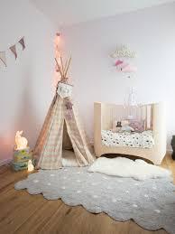 Modern Nursery Rug Rooms Nursery Teepee And Rug Create A Cool Nursery With