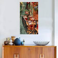 Prints For Home Decor Online Get Cheap Paris Cafe Wall Art Aliexpress Com Alibaba Group