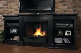 tv stand fascinating amish cascadia corner electric fireplace tv