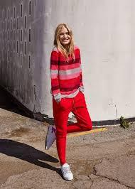coster copenhagen coster copenhagen striped mohair sweater