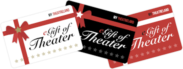 theater gift cards chicago theater gift cards and gift certificates
