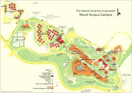 University Of Montana Campus Map by Scopus Campus Map