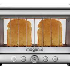 Magimix Clear Toaster Transparent Toaster Abc News Australian Broadcasting Corporation