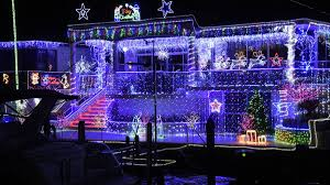 light displays near me diy display christmas lights and cartoon characters home outdoor