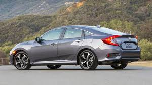 honda civic rear 2016 honda civic pricing for sale edmunds