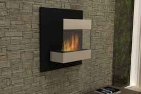 chantico fire impulse wall mounted fireplace