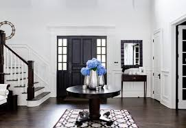 black entry hall table entry hall table decor hall contemporary with wood flooring side table