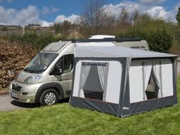 Inaca Caravan Awnings Inaca St Jordi 370 Review Motorhome Accessories Practical