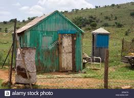 shack a small shack in a small informal settlement in gauteng south