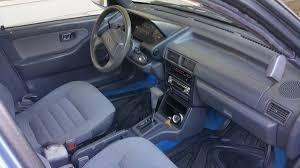 rare rides this 1990 daihatsu charade is the essence of car