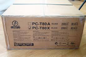 lian li pc t80 test bench review computer hardware reviews