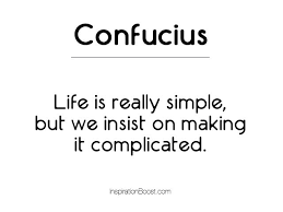 42 great simplicity quotes and sayings about being simple parryz