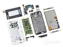 htc one teardown ifixit