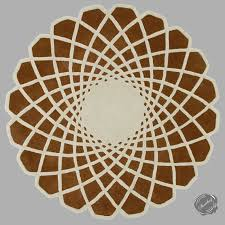 modern moroccan modern interior design 7 u0027 to 9 u0027 round caleido modern moroccan