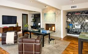 jeff lewis designs office with fireplace contemporary den library office jeff