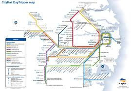 Chicago Train Map by Train Map Sydney Sydney Train Station Map Australia