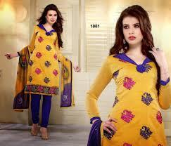 latest neck designs for cotton kameez