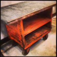Pallet Kitchen Island by Kitchen Island Cart Industrial