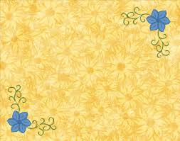 free yellow and blue flowers a touch of summer backgrounds for