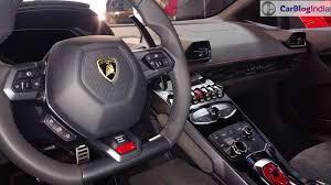 lamborghini car price india 2016 lamborghini huracan lp 580 2 india launch 1 carblogindia