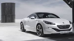 black car wallpaper 5402 hd peugeot rcz car wallpaper and background
