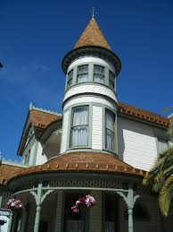 victorian queen anne victorian queen anne house with a turret they are usually on all