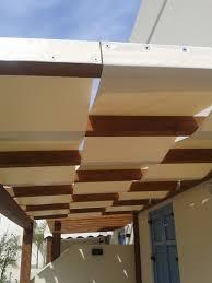 coperture tettoie in pvc garofalo infissi tende da sole copertura per tettoia in telo
