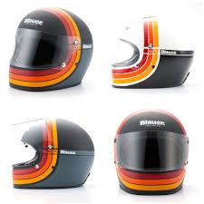 motorbike accessories blauer 80s helmet helmets pinterest helmets motorbikes and
