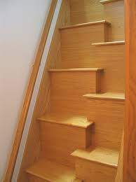 space saving stairs staircase contemporary with alternate tread