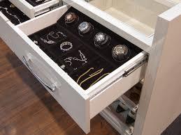 hidden laundry hamper orbita watch winders in a jewellery drawer closet accessories