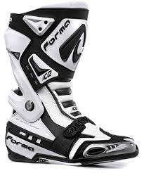 white motorcycle boots motorcycle boots forma ice men u0027s racing boots