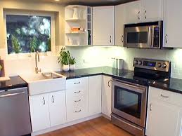 design ideas for small kitchen small kitchen design ideas hgtv