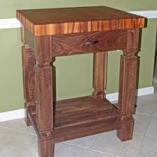 buy a hand made mahogany kitchen island made to order from