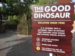 photos disneyland resort tidbits the good dinosaur sneak peek
