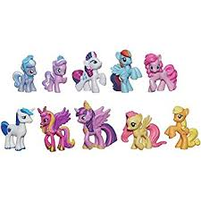 amazon com my little pony friendship is magic cutie mark magic