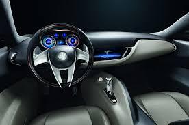 maserati spyder interior maserati alfieri concept debuts at geneva show automobile magazine