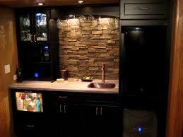 Custom Kitchen Backsplash Bathroom Stone Kitchens Design Archaicfair Stone Kitchen