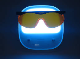 glasses that block fluorescent lights how to block blue light for better sleep and why it works