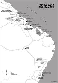 printable travel maps of dominican republic moon travel guides