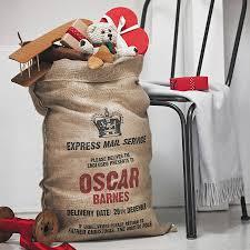 fancy personalized santa sacks for children christmas u0026 new