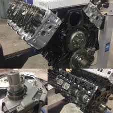 reman gm duramax diesel 6 6 long block lbz lmm engine arp head