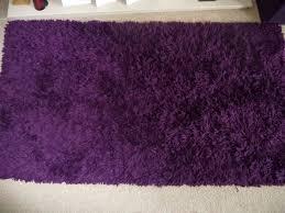 purple shag rug a sophisticated comeback med art home design posters