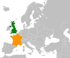 Map Of England And France by France U2013united Kingdom Relations Wikipedia