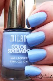 milani cosmetics color statement nail lacquer peri wink www